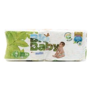 BIO BABY Bolquers T4 (9-13 kg)