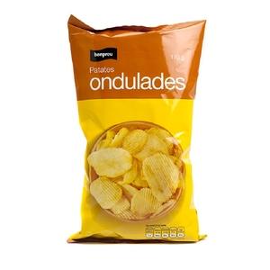 BONPREU Patates fregides ondulades