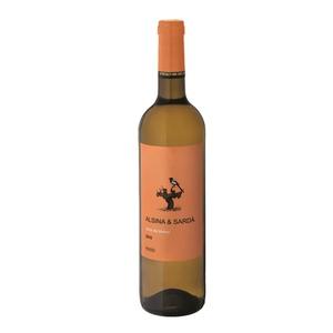 ALSINA SARDA Vi blanc DO Penedès Blanc de Blancs eco
