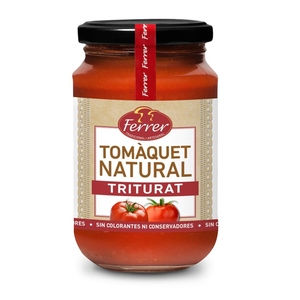 FERRER Tomàquet natural triturat