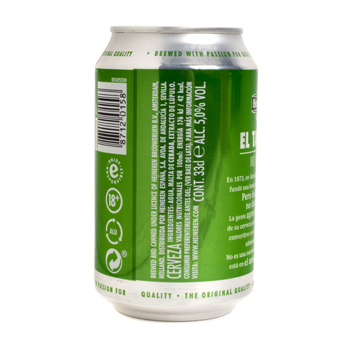 HEINEKEN Cervesa holandesa suau