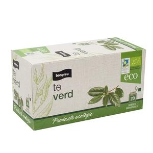 BONPREU Te verd eco