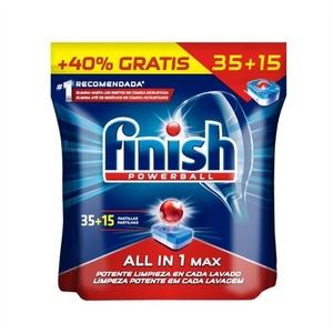 FINISH Detergent per rentavaixelles Tot en 1
