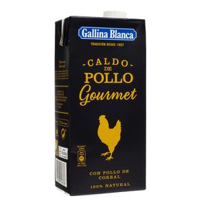 GALLINA BLANCA Brou de pollastre de corral gourmet
