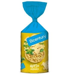 BICENTURY Coquetes de blat de moro amb formatge