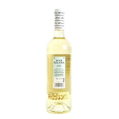 MAR SALADA Vi blanc DO Catalunya