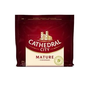CATHEDRAL CITY Formatge mature Cheddar