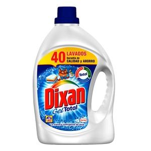 DIXAN Detergent líquid 40D