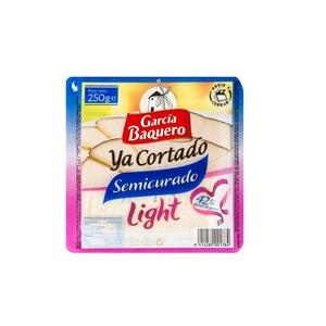 GARCÍA BAQUERO Formatge semicurat light