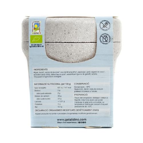 DINO Sorbet de llimona ecològic
