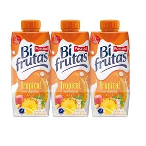 BIFRUTAS Beguda de llet i fruites Tropical