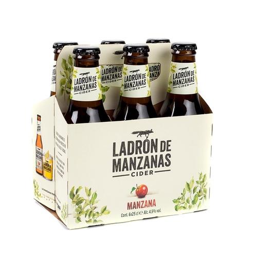 LADRÓN DE MANZANAS Sidra de poma
