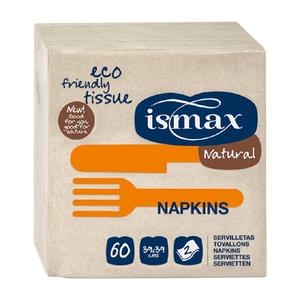 ISMAX Tovallons naturals ecològics