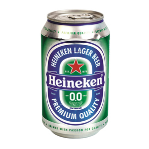 HEINEKEN Cervesa 0,0% sense alcohol