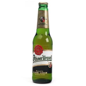 PILSNER URQUELL Cervesa txeca rossa