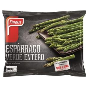 FINDUS Espàrrecs verds