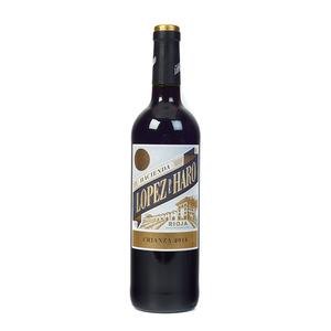 LOPEZ DE HARO Vi negre criança DO Rioja