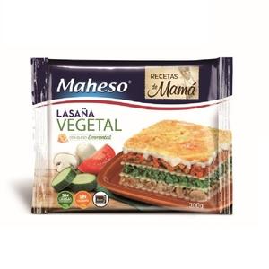 MAHESO Lasanya vegetal
