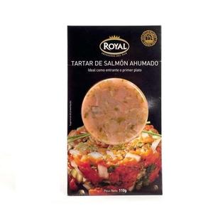 ROYAL Tàrtar de salmó
