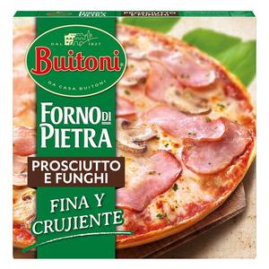 FORNO DI PIETRA Pizza de pernil i bolets