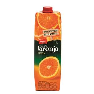 BONPREU Suc de taronja sense polpa