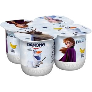 DANONE Iogurt de plàtan