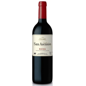 SAN ASENSIO Vi negre Rioja