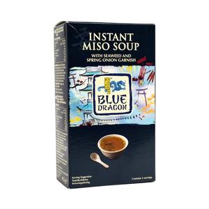 BLUE DRAGON Sopa Miso instant