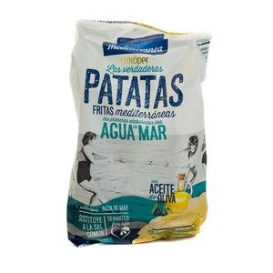 MEDITERRANEA Patates amb aigua de mar