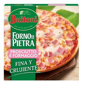 FORNO DI PIETRA Pizza de pernil dolç i formatge