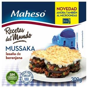 MAHESO Mussaka