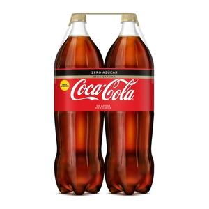 COCA COLA Refresc de cola Zero sense cafeïna