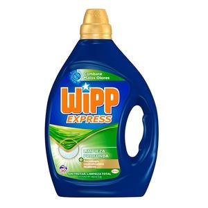 WIPP Detergent gel líquid males olors