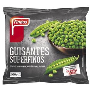 FINDUS Pèsols superfins