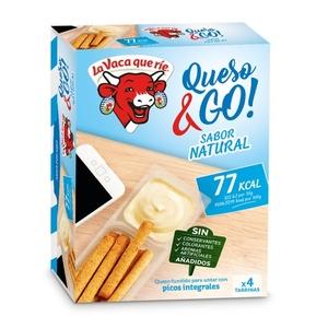 LA VACA QUE RÍE Bastonets amb formatge light