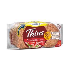 THINS Sandvitx 8 cereals