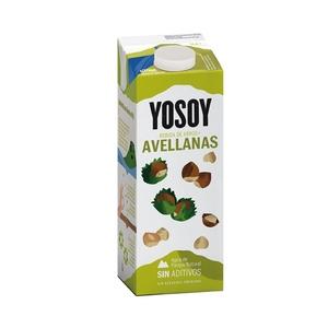 YOSOY Beguda d'arròs i avellanes