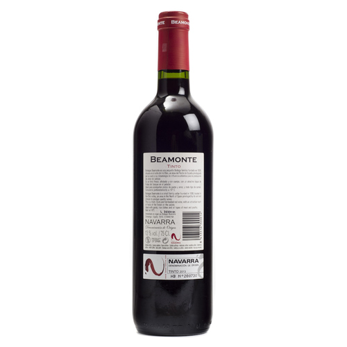 BEAMONTE Vi negre DO Navarra