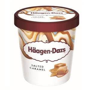 HAAGEN-DAZS Gelat Salted Caramel