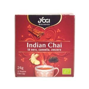 YOGI Te Indian Chai ecològic