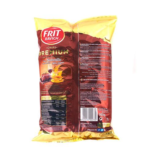 FRIT RAVICH Patates fregides sabor de carn rostida