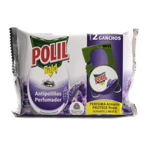 POLIL Pinces antiarnes perfumadores