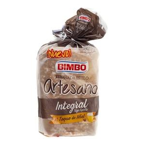 BIMBO Pa de motlle d'espelta amb mel