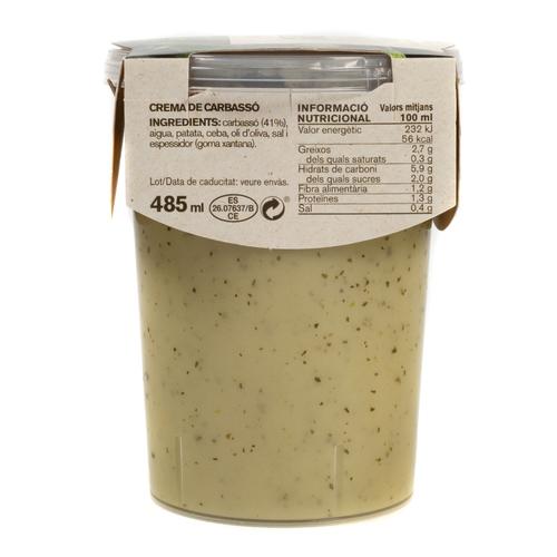 AMETLLER Crema de carbassó