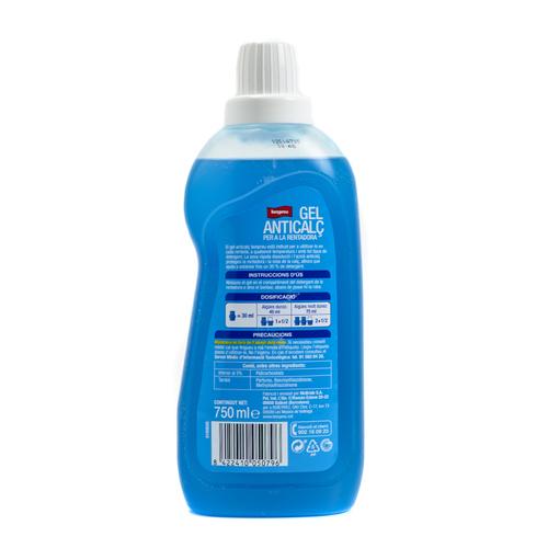 BONPREU Gel anticalç per rentadora