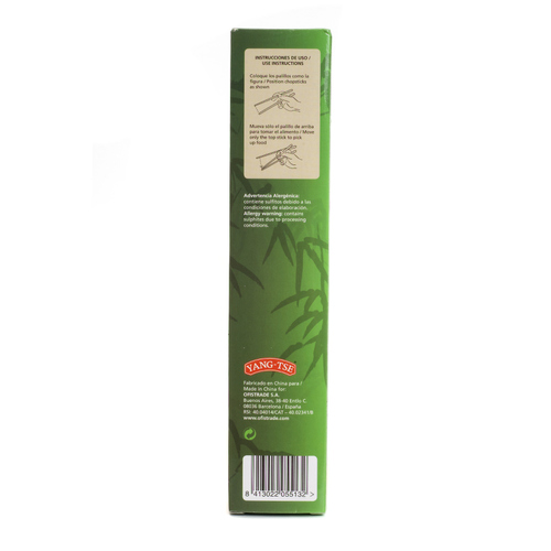 YANG TSE Pals de bambú