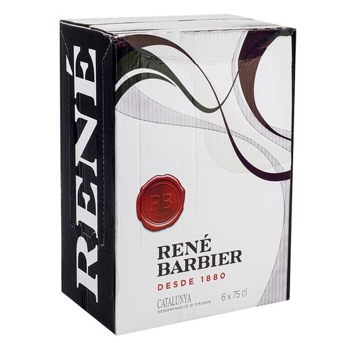 RENE BARBIER Caixa de vi negre DO Catalunya
