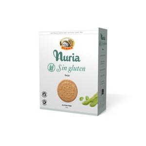 BIRBA NURIA Galetes amb soja sense gluten KM0