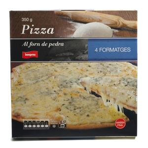 BONPREU Pizza 4 formatges