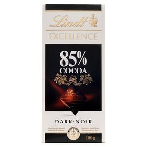 LINDT EXCELLENCE Xocolata negra 85%